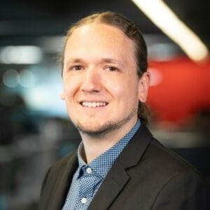 Teamleiter Christian Gehrung