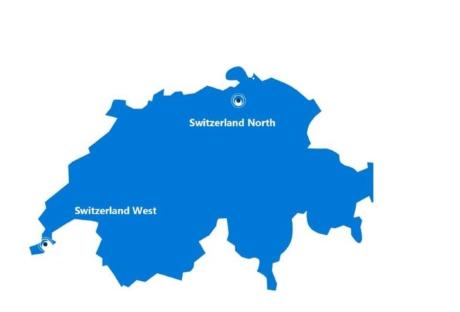 microsoft azure schweiz