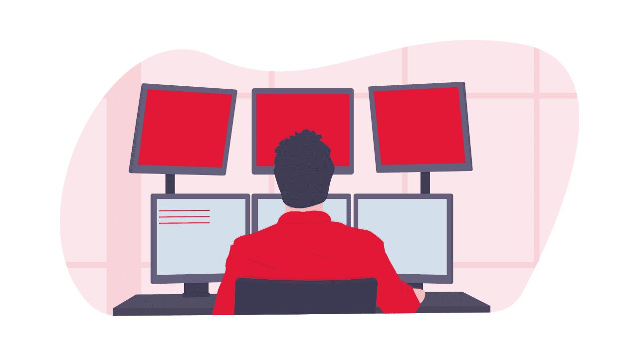 Kunden Daten sichern rund um die Uhr
