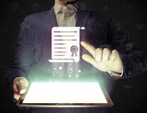 In Zukunft federführend: Die digitale Unterschrift