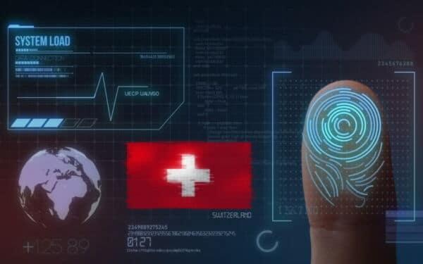 Finger Print. Biometrische Daten. Revidiertes Datenschutzgesetz. Schweiz