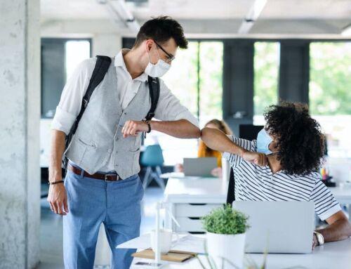 Wo arbeiten wir nach Corona? Hybrid Work als Zukunftsmodell für KMU